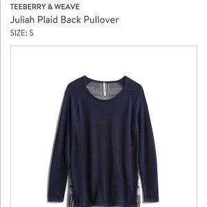 Sweaters - Stitch Fix Plaid Pullover